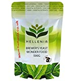 Brewers Yeast Powder 500gm - Energy, Vitality and All Round Good Health for Dogs, Cats and Horses (Packaging may vary)