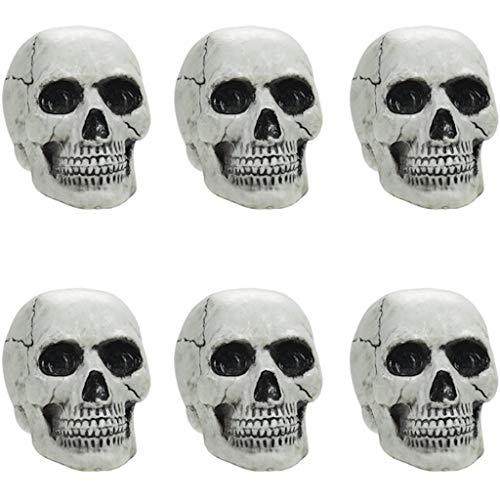 Darice Skull Plastic.079 18pc]()