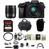 Panasonic G7HK 14-140 mm Lens Kit + Panasonic H-FS12060 sealed lens+64GB Acc kit