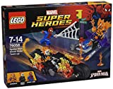 Lego Spider Man Ghost Rider Team Up, Multi Color