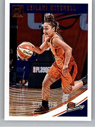 2019 Donruss WNBA #67 Leilani Mitchell Phoenix Mercury Basketball Trading Card