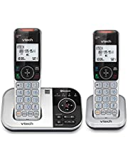 $49 » VTECH VS112-3 DECT 6.0 Bluetooth 3 Handset Cordless Phone for Home with Answering Machine