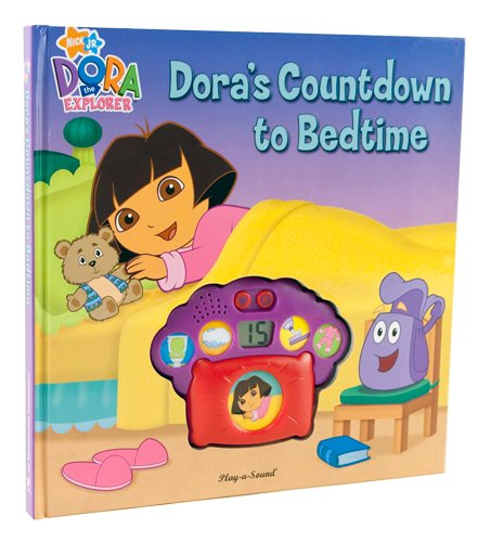 Count Dora (Dora the Explorer Sound Book: Dora's Countdown to Bedtime)