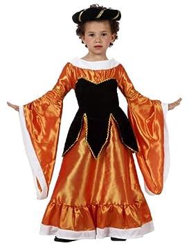 Atosa - Disfraz de medieval para niña, talla 6 años (8422259107125 ...