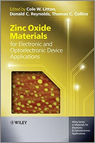 Read online Zinc Oxide Materials for Electronic and Optoelectronic Device Applications PDF, azw (Kindle), ePub