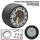1 x Steering Wheel Hub Adapter Boss Kit For Mazda RX-8 MX-5 NB NC 323 Familia BJ