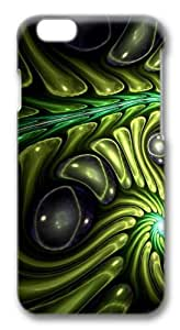 Alien Skin9 Polycarbonate Hard Case Cover for iphone 6 plus 5.5 inch 3D