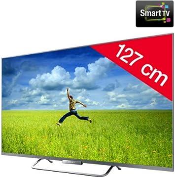 SONY KDL-50W656 - Televisor LED Smart TV: Amazon.es: Electrónica