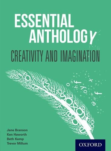 Essential Anthology: Creativity and Imagination Student Book by Jane Branson - Branson Shopping Mall