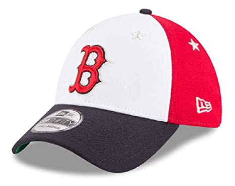 New Era Men s Boston Red Sox Cap Hat Patriotic Flag All Star Game 3930 MLB ( ecd0fbb0161c