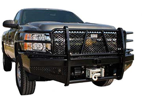- Ranch Hand FBC115BLR Sport Front Bumper for Chevy Silverado 2500HD/3500HD