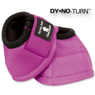 Fuchsia Small Ce Dyno Noturn Bell Boot White