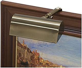 "product image for House of Troy T4-56 Traditional Picture Light, 4"", Statuary Bronze"