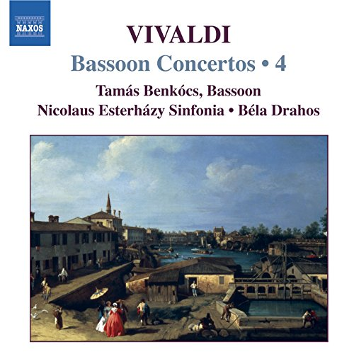 Vivaldi: Bassoon Concertos (Complete), Vol. 4