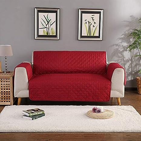 Amazon.com: EPHVODI - Funda para muebles lavable, acolchada ...