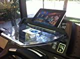 SurfShelf Treadmill Desk: Laptop and iPad Holder