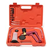 Tools - Hand Vacuum Pump Held Brake Bleeder Tester Bleed Bleeding Kit Motor Bike Car