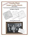 Family Maps of Jasper County, Illinois