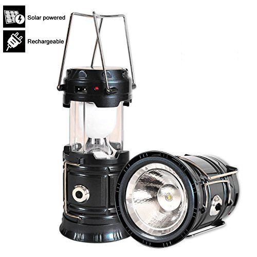 Rechargeable Camping Lanterns - 3