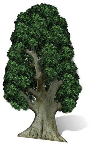 Star Cutouts SC275 Tree Cardboard Cutout Standup]()