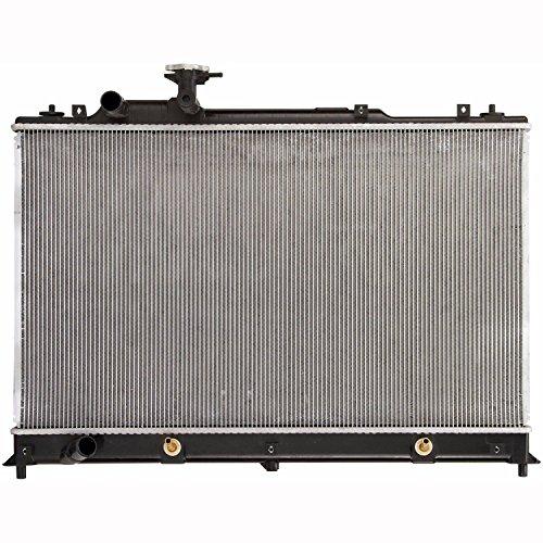(Klimoto Brand New Radiator fits Mazda CX-7 2007 2008 2009 2010 2011 2012 2.3L 2.5L L4 MA3010225 L33L15200 SBR2918 CU2918 RAD2918 DPI2918)