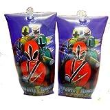 Official Licensed GENUINE Power Rangers Super Samurai Childrens Inflatable Flotation Waterwings Water Wings - Licensed Power Rangers Merchandise
