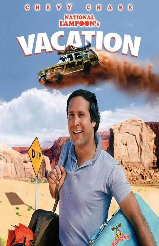 National Lampoon's Vacation Poster Movie C  Chevy Chase Beve