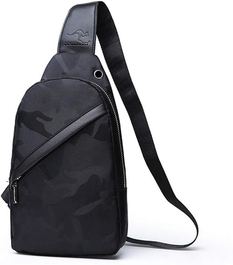 Mens Shoulder Bag Fashion Outdoor Sports Crossbody High-ranking Business Bag
