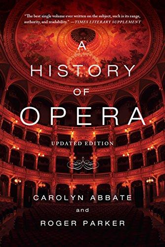A History of Opera (Christmas Story Musical Dallas)