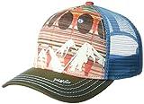 PISTIL Designs Pistil Women's McKinley Trucker Hat, Hibiscus