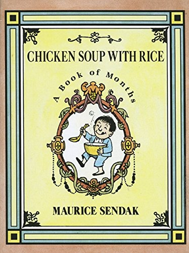 Easy Chicken Rice Soup (Chicken Soup with Rice: A Book of Months)