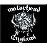 Motorhead England lemmy warpig new Official 76mm x 76mm Fridge Magnet