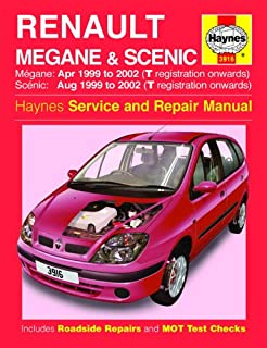 renault scenic petrol and diesel service and repair manual 2003 to rh amazon co uk scenic ii service manual renault scenic 2 service manual download
