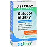 BioAllers Outdoor Allergy Treatment -- 60 Tablets