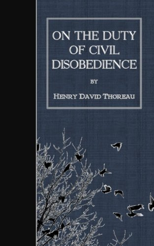 Download On the Duty of Civil Disobedience ebook