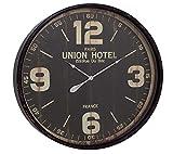 Deco 79 52128 Metal Wall Clock, 35″ Review