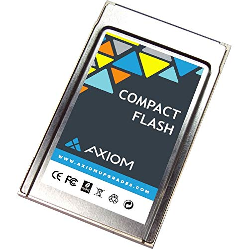 Image of Axiom 4mb Linear Flash Card for Cisco - Mem1600-4fc CompactFlash Cards