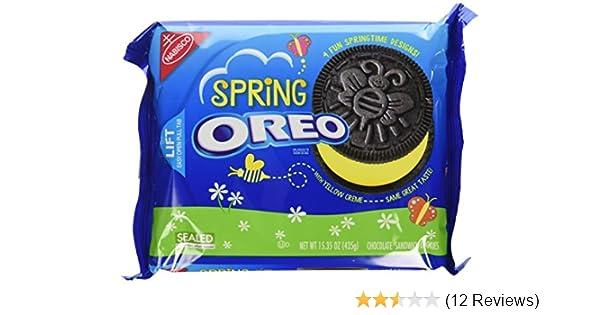 Oreo Seasonal Spring Limited Edition 15 35 Ounce
