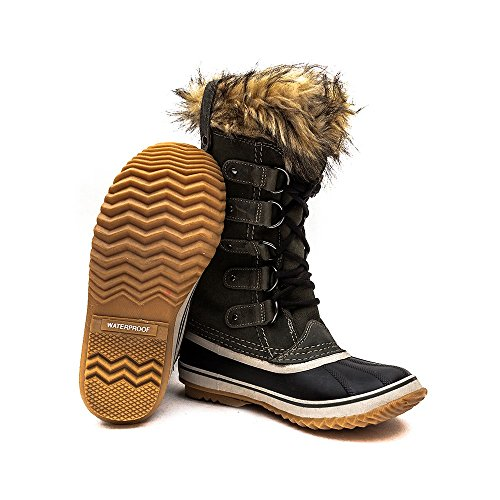 Sorel Frauen Joan Of Arctic Boot Nori