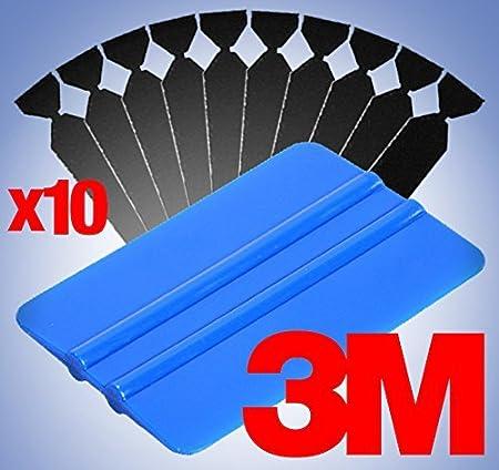 3M Professional Vinyl Wrap Tool Kit - 1 Squeegee, 1 Rubber, 3 Felts VViViD