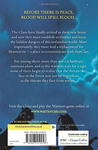 Buy Starlight Warrior: The New Prophecy (Warriors: The New