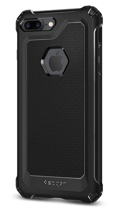 buy popular 0e950 25f41 Spigen Rugged Armor Extra Case for iPhone 7 Plus (2016) / iPhone 8 Plus  (2017) - Black 055CS21963