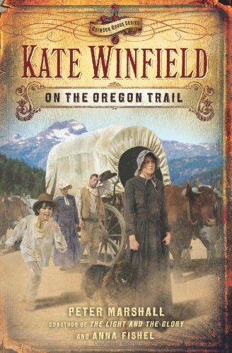 Read Online Kate Winfield on the Oregon Trail (Crimson Cross Adventure) pdf epub