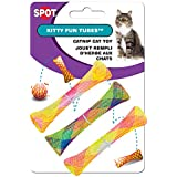 Ethical Pets Kitty Fun Tubes Cat Toys (Pack of 3)