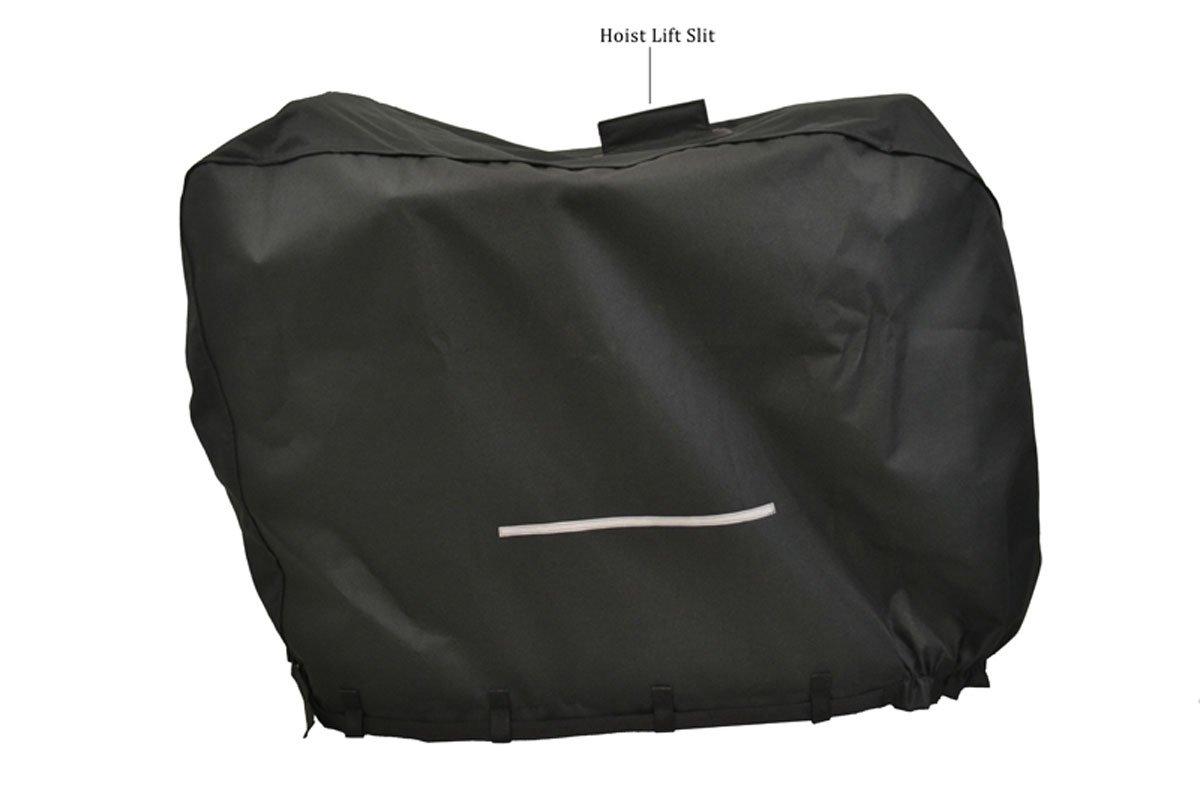 Scooter Cover, Heavy Duty, 6'' Hoist Lift Slit - Regular Cover, 1 each
