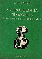 Antropología Filosófica El…