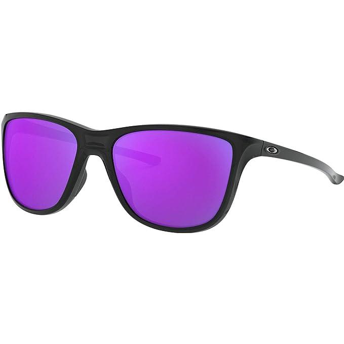 Oakley Reverie Gafas de Sol, Black Ink, 55 para Mujer ...