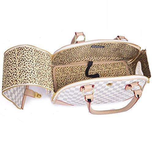 gatti B viaggio da il cani per trasporto borsa JOY trasporto domestico Borsa animale animale borsa domestico per il bianco ASAwqv4r