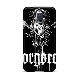 Shockproof Cell-phone Hard Covers For Samsung Galaxy S5 (vcl11903ddJT) Customized Beautiful Mayhem Band Image