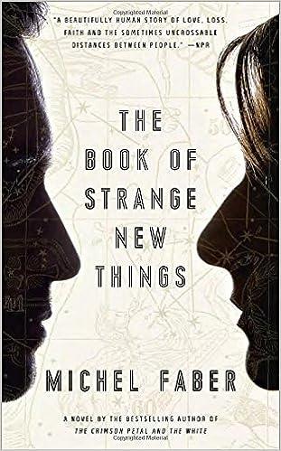 he Book of Strange New Things: A Novel
